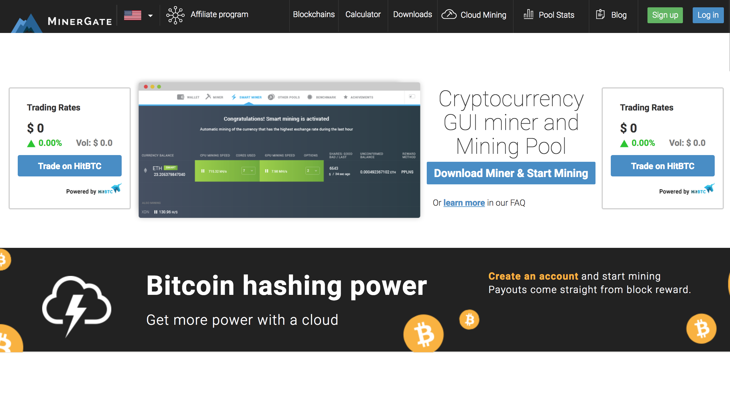 Bitcoin Cloud Mining >> Best Cloud Mining For Bitcoin Blockchain Applications For Ethereum