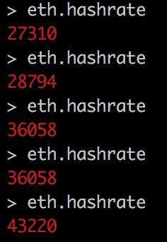EthereumのプライベートチェーンをMacにインストールする